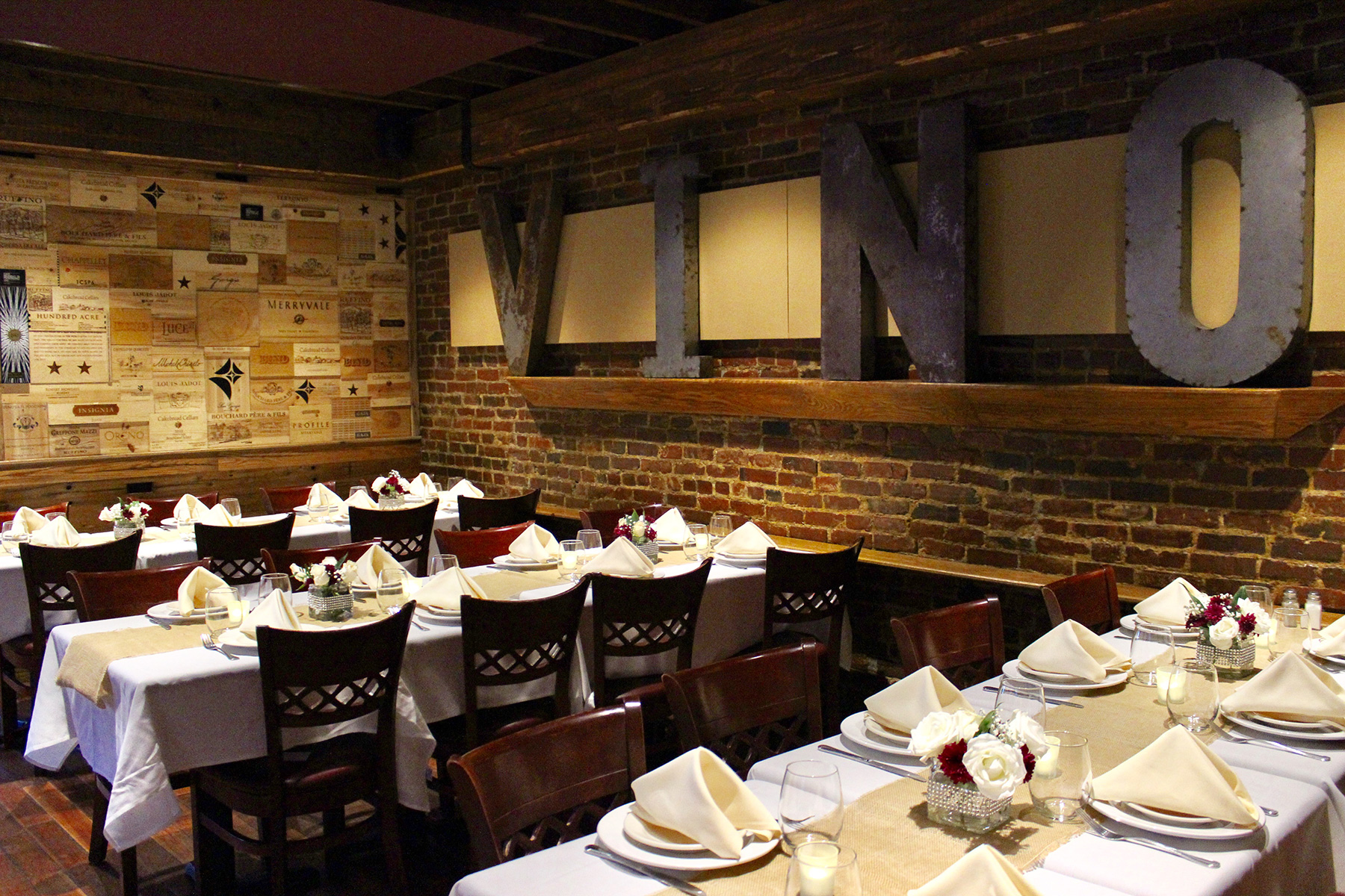 La Famiglia Giorgio S Italian Restaurant North End